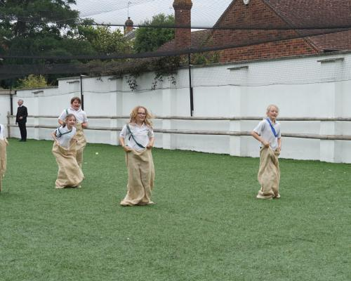 sack race copy
